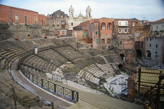 Teatro Greco-Romano di Catania