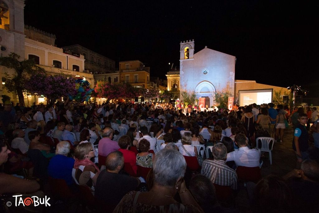 TAOBUK – TAORMINA INTERNATIONAL BOOK FESTIVAL VIII^ EDIZIONE