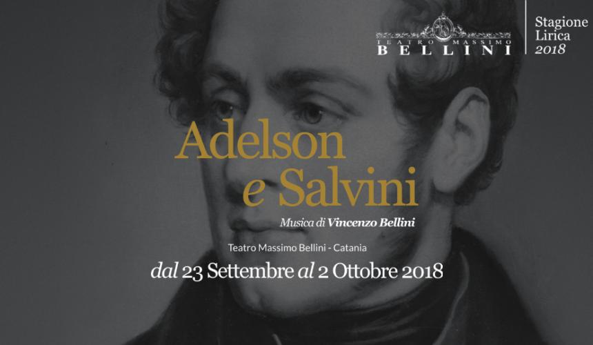 """Adelson e Salvini"""": l''operaprima di Bellini in scena al Teatro Massimo di Catania"""