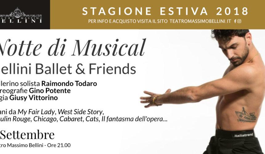 Il Teatro Massimo Bellini riapre i battenti e propone quattro straordinari appuntamenti