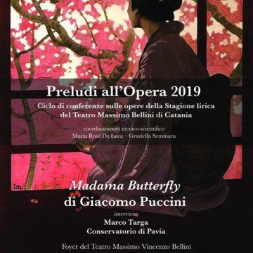 Preludi all'Opera – Madama Butterfly