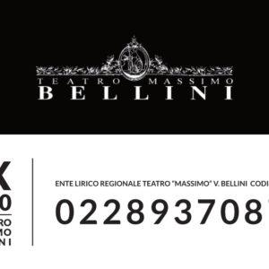 Il tuo 5 x 1000 al Teatro Vincenzo Bellini di Catania