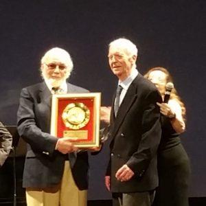 La scomparsa di Antonio Maugeri, fondatore del Premio Bellini d'Oro e presidente della Scam
