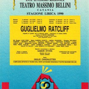 IlTeatro Massimo Bellinisi associa al lutto per la scomparsa di Rolando Panerai
