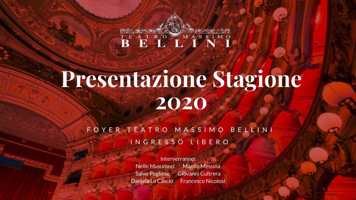 Presentazione Stagione 2020