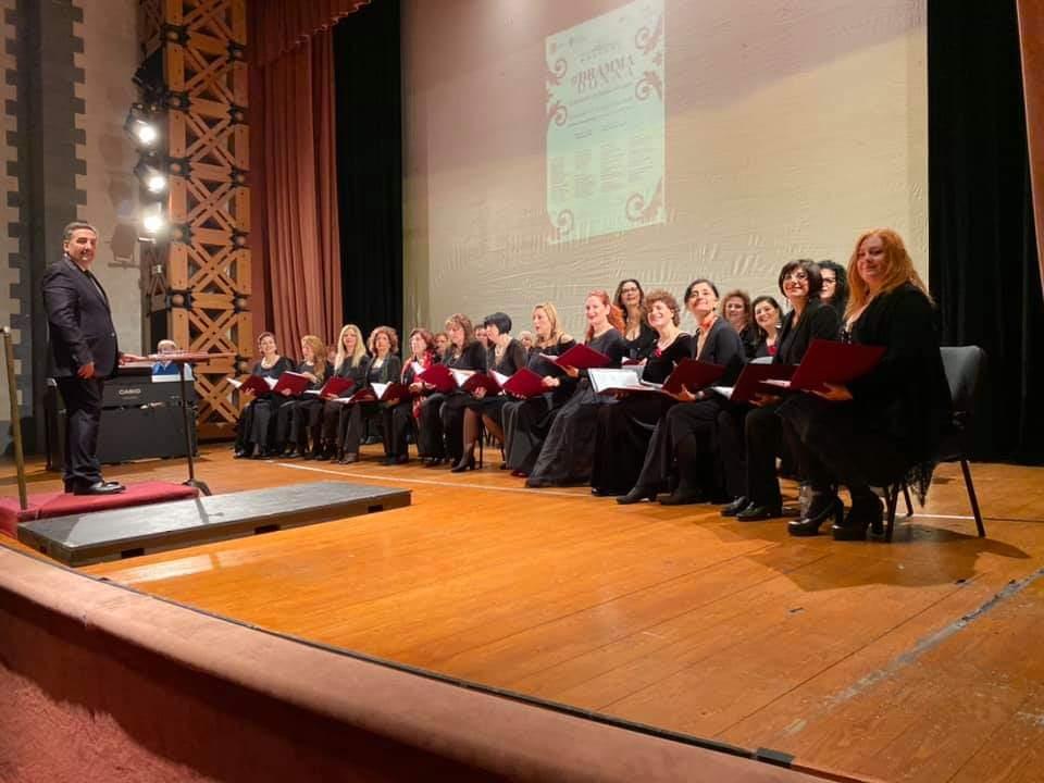 Concerto operistico del Coro femminile del Teatro Massimo Bellini