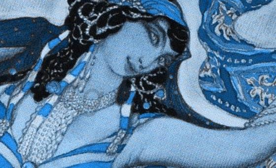 Chopiniana-Shahrazād