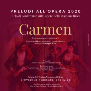 Preludi all'Opera