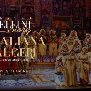 """Teatro Bellini Story: prossimo appuntamento domenica 19 aprile con """"L'italiana in Algeri"""" di Rossini, protagonista il grande Simone Alaimo"""