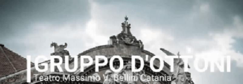 GRUPPO D'OTTONI E PERCUSSIONI DEL TEATRO MASSIMO V. BELLINI CATANIA