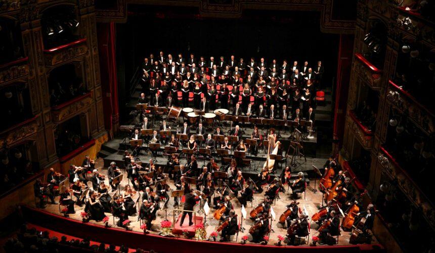 Il Gran Concerto di Capodanno del Teatro Massimo Bellini