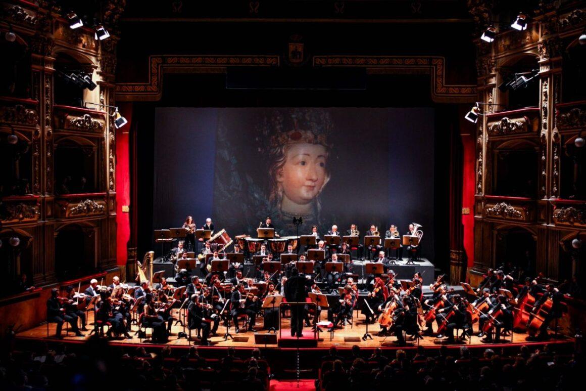 Concerto di Sant'Agata su Telecolor 2 Febbraio